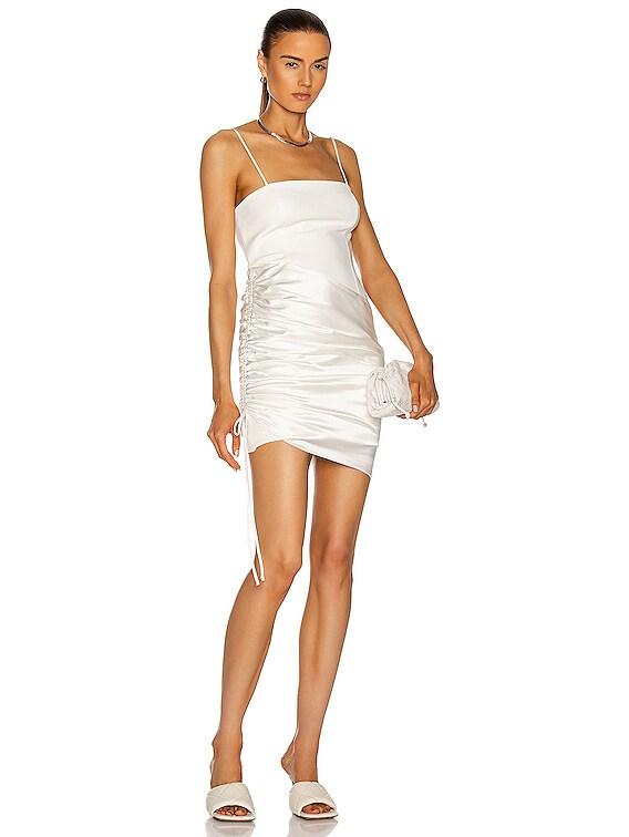 Juliette Dress in Ivory