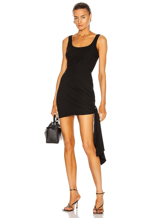 Sharon Dress in Black