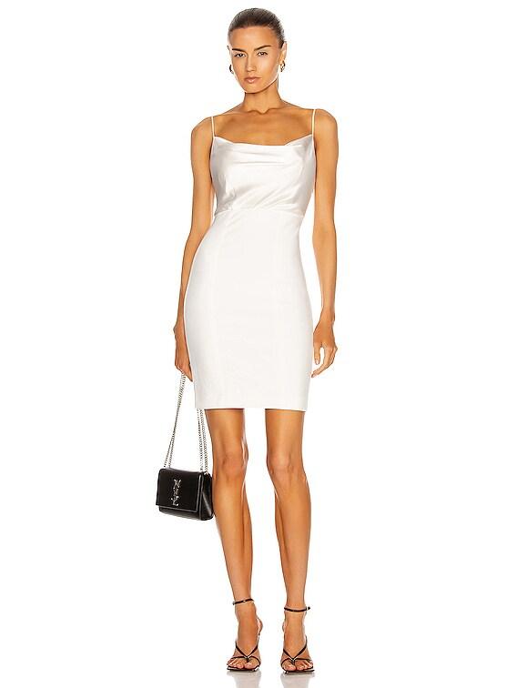 Karina Dress in Ivory