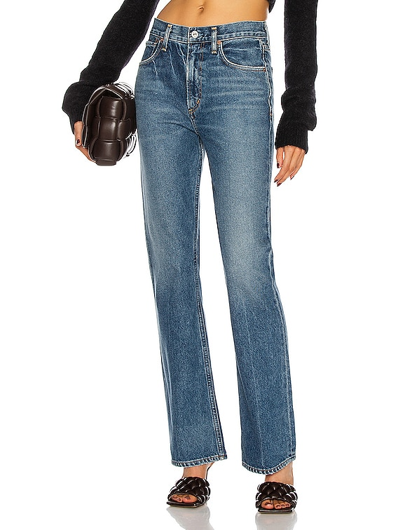 Libby Relaxed Bootcut in First Class