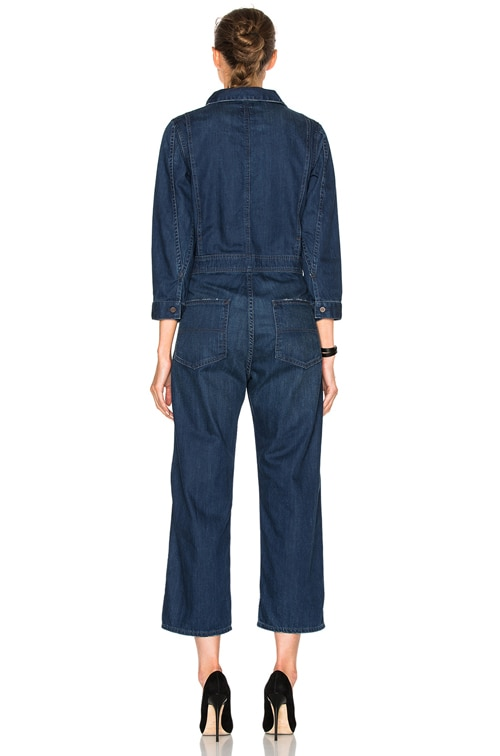ce79afd0911d Citizens of Humanity Sylvie Worker Jumpsuit in Shoreham
