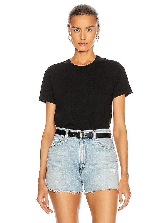 Frankie Classic T-Shirt in Black