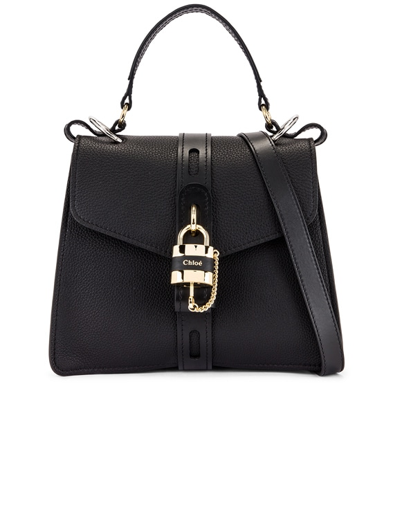 Medium Aby Day Bag in Black