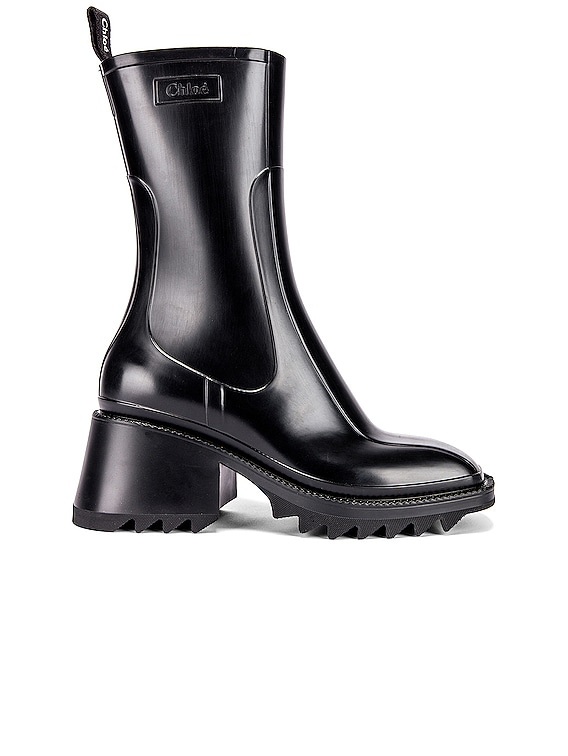 Betty Boots in Black