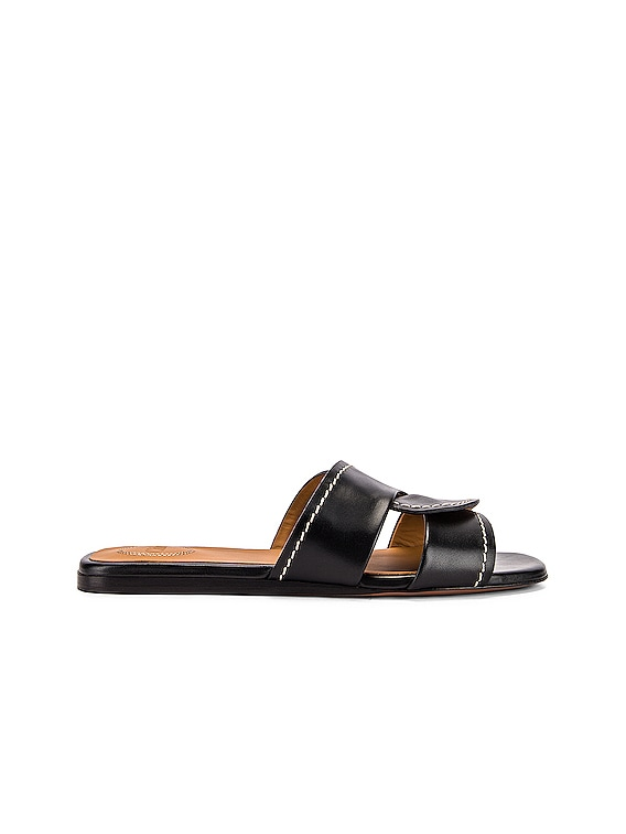 Candice Slides in Black