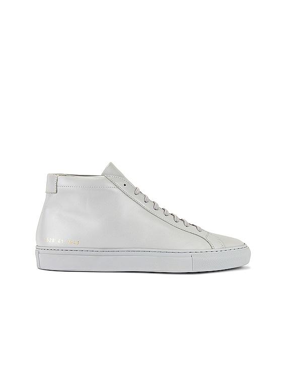 Original Leather Achilles Mid in Grey