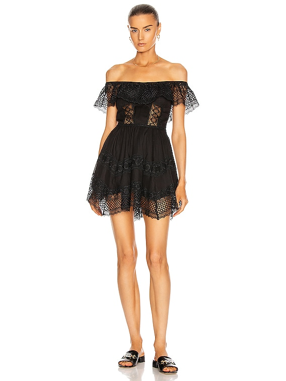 Vaiana Dress in Black