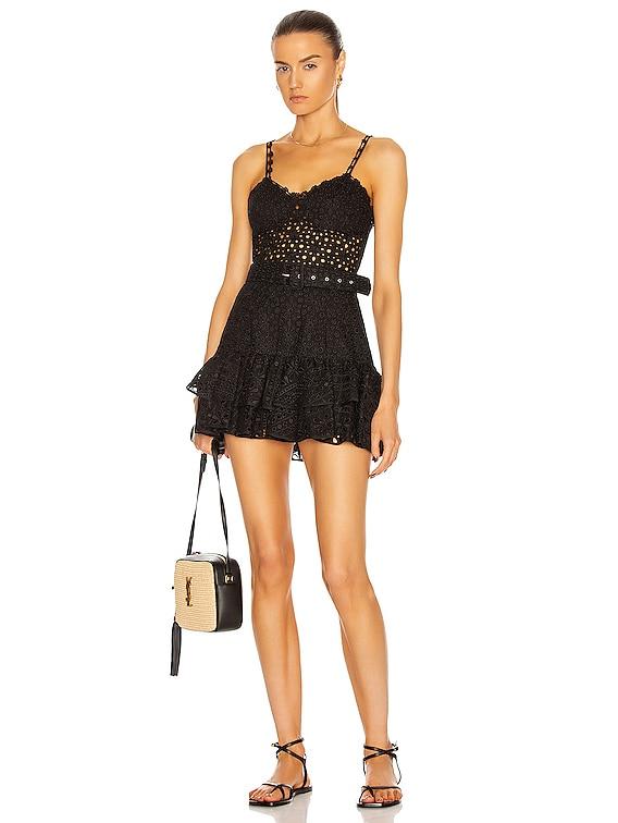 Marianne Dress in Black
