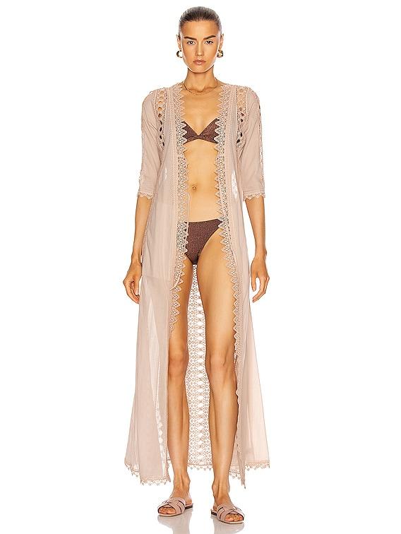 Ali Jacket in Nude