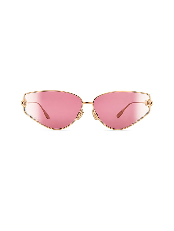Gipsy Sunglasses in Rose Gold