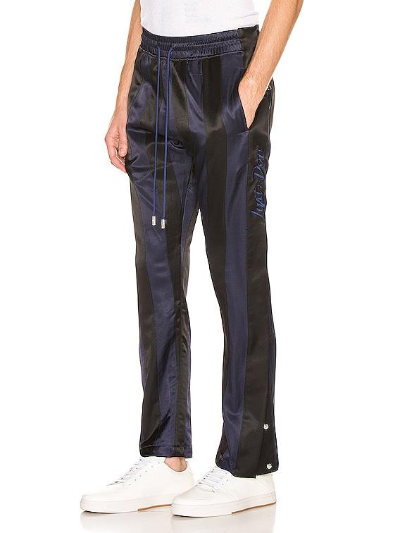 Paneled Tearaway Pants in Black
