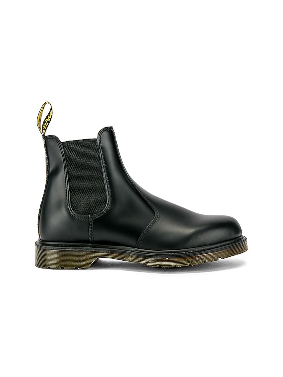2976 Smooth Boot in Black