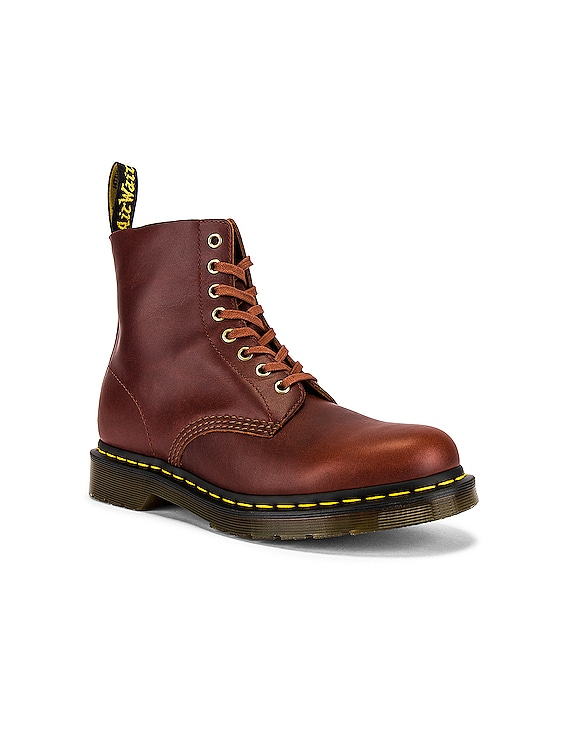 1460 Pascal Boots in Brown