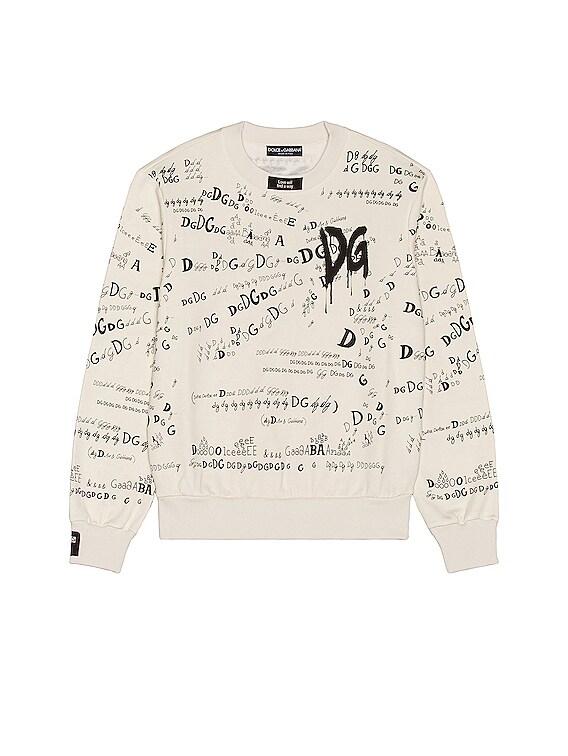 Sweatshirt in Carpe Diem Grey