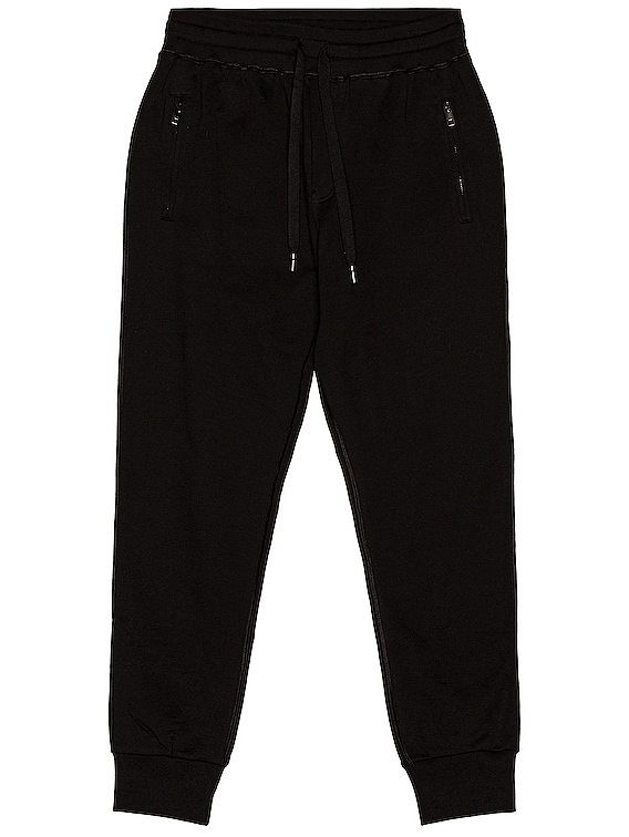 Joggers in Black