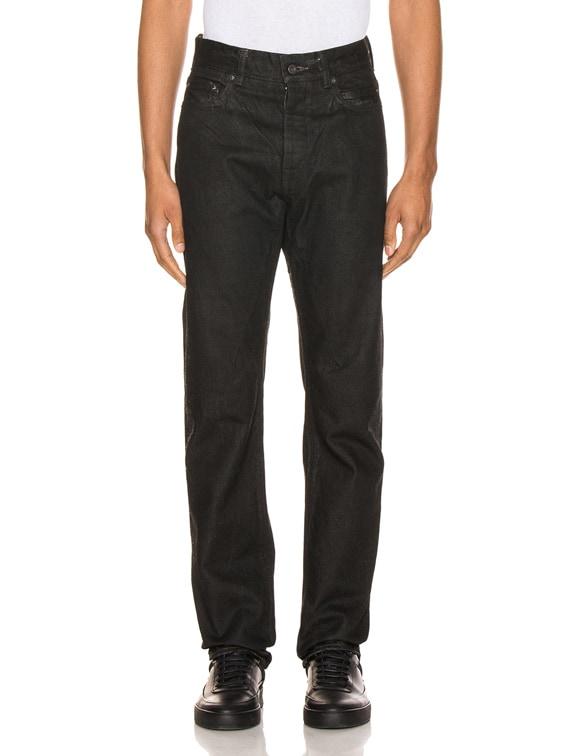 Detroit Cut Pant in Black