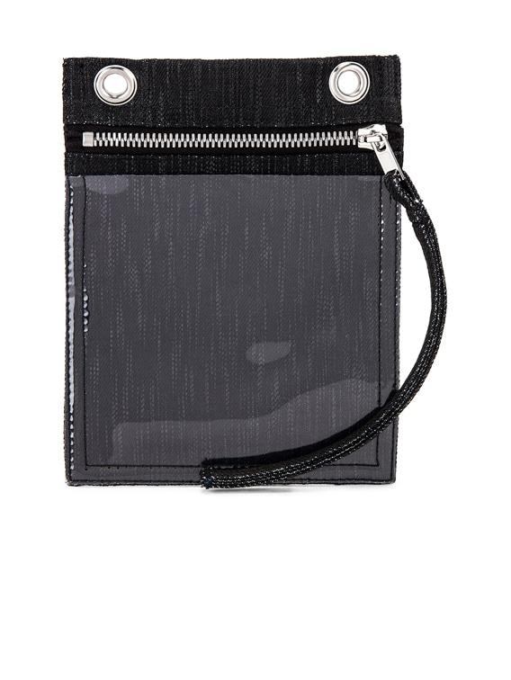 Security Pocket Bag in Black