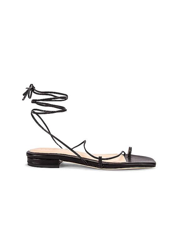 1.1 Sandal in Black