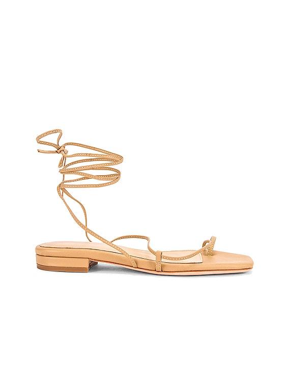 1.1 Sandal in Nude