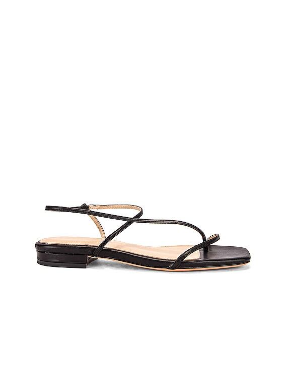 1.2 Sandal in Black