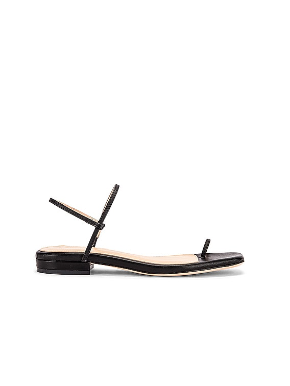 1.3 Sandal in Black