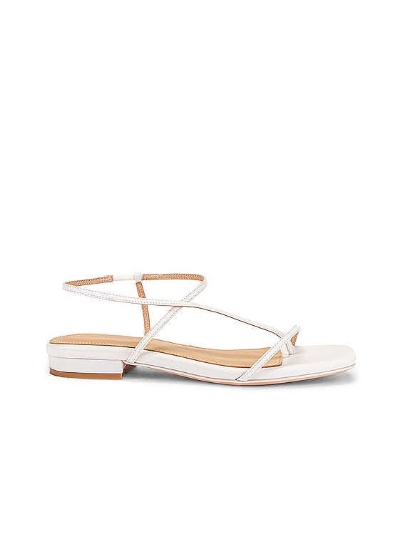 1.2 Sandal in White