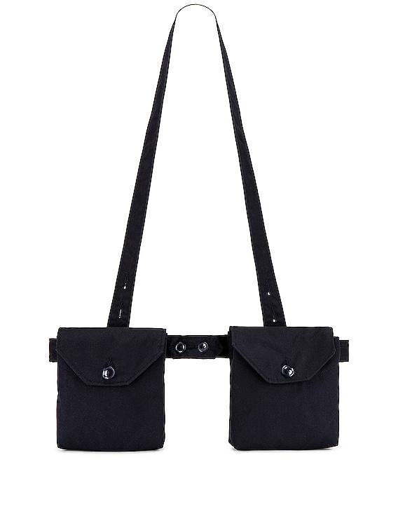 Waistbag in Dark Navy PC Poplin