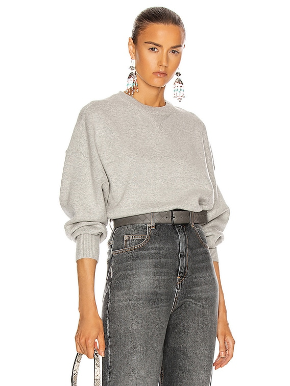 Lucia Sweater in Grey