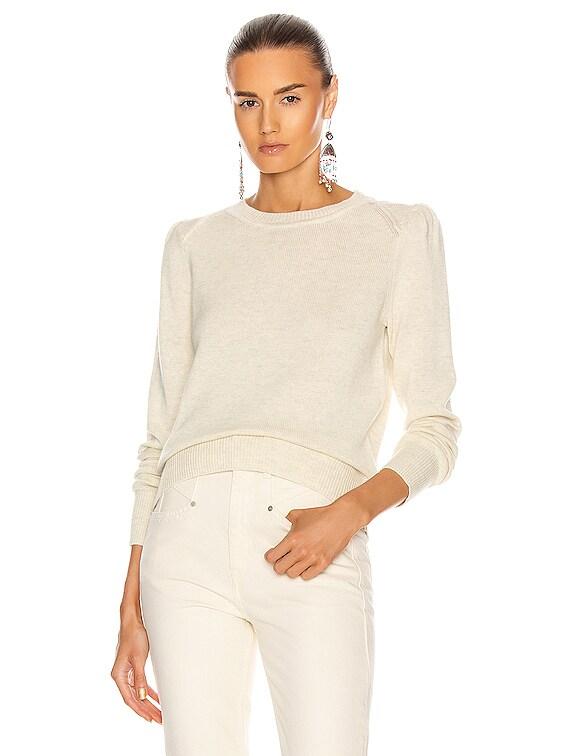 Kleely Sweater in Light Grey