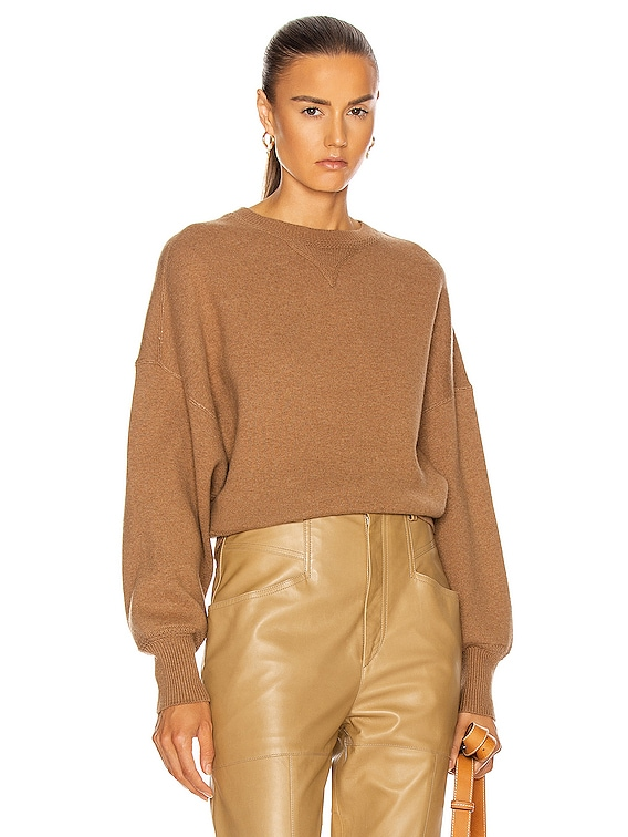 Lucia Sweater in Camel