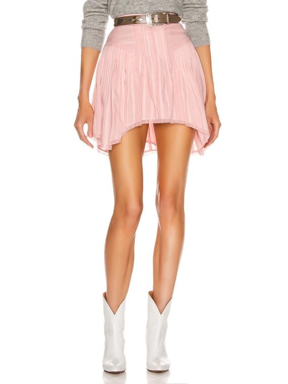 Prandali Skirt in Pink
