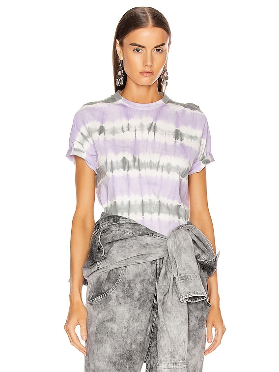 Dena Tee Shirt in Lilac
