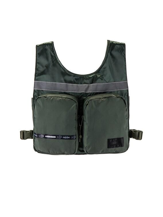 x Neighborhood Vest Bag in NBHD Olive