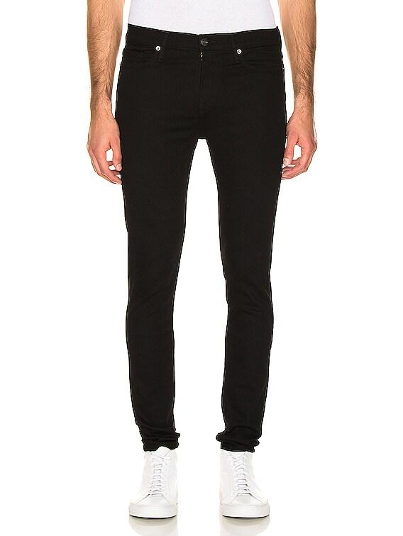 Jagger Skinny Jeans in Black
