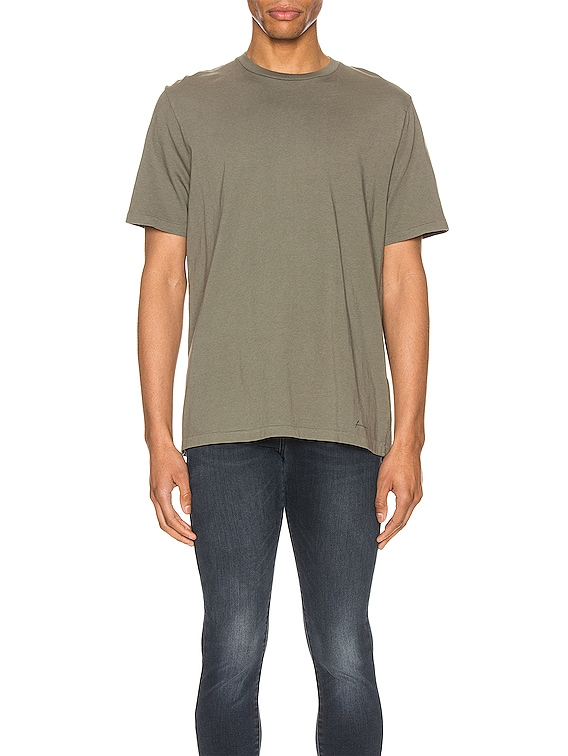 Perfect Tee in Deep Army