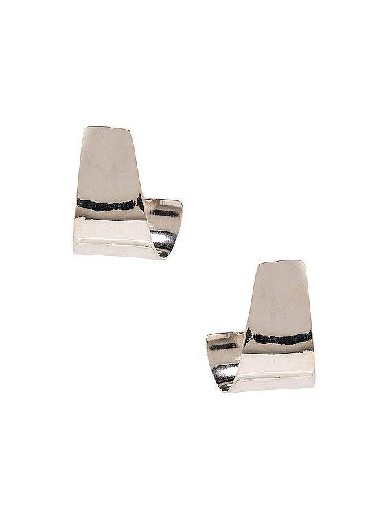 Harja Earrings in Sterling Silver