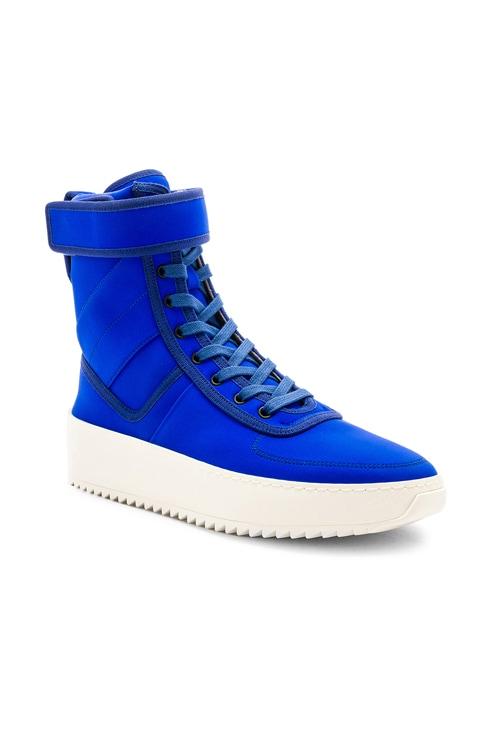 Fear of God Neoprene Military Sneakers