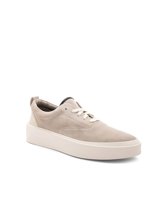 Fear of God Suede 101 Lace Up in Bone