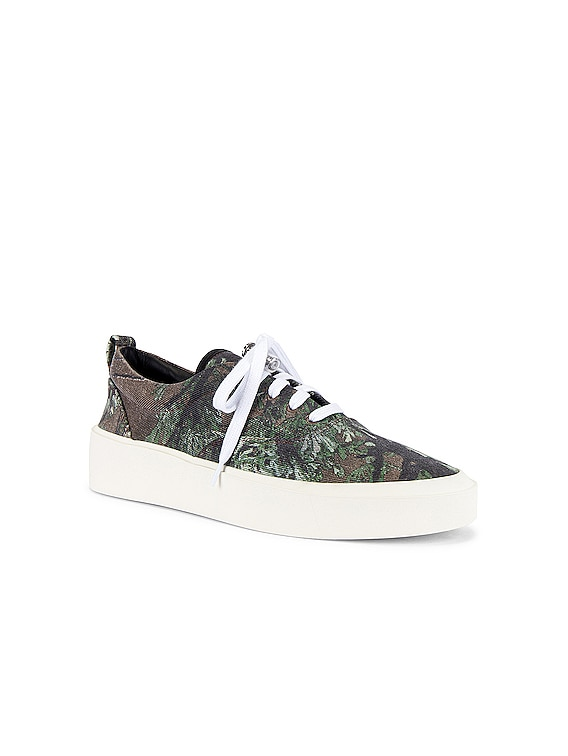 101 Lace Up Sneaker in Dark Prairie Ghost Camo