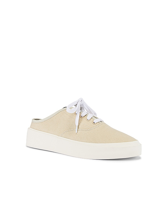 101 Backless Sneaker in Sand