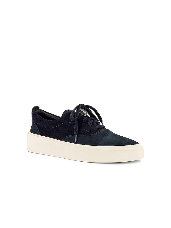 101 Lace Up Sneaker in Navy