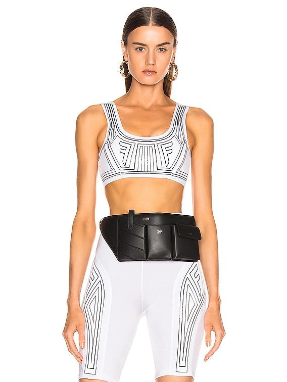 FFreedom Bra Top in White