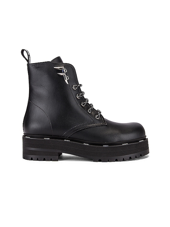FFreedom Boots in Black