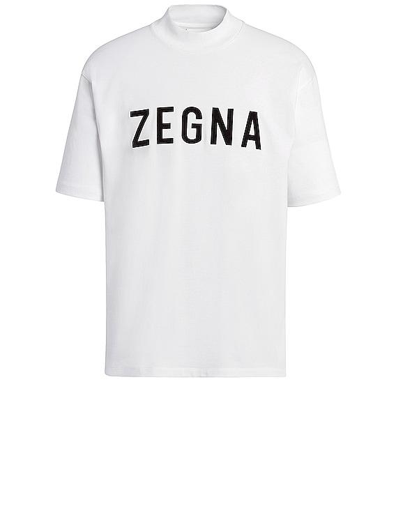 Oversized Short Sleeve T Shirt in Plaster