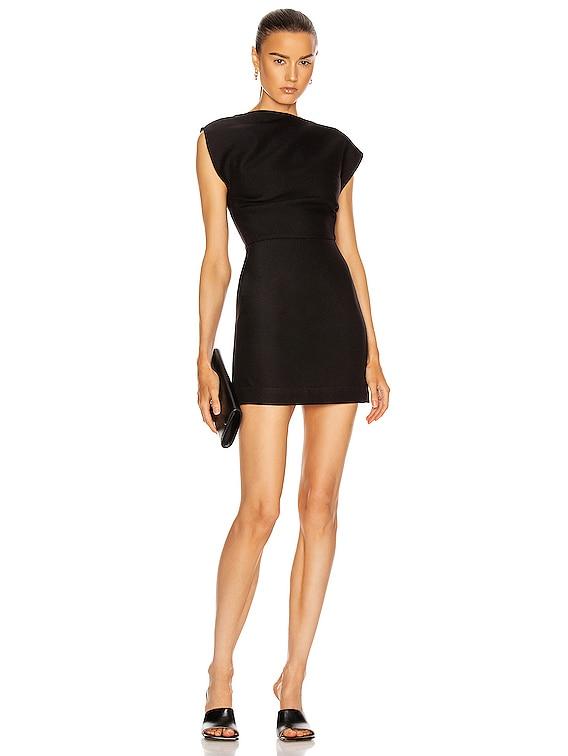 Lily Dress in Black