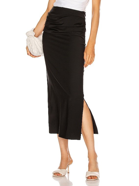 Suiting Skirt in Black