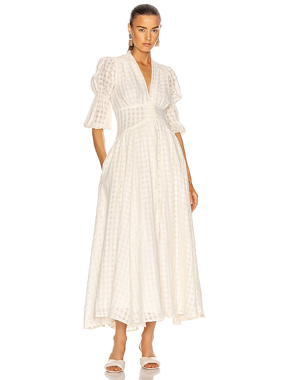 Willow Dress in Off White