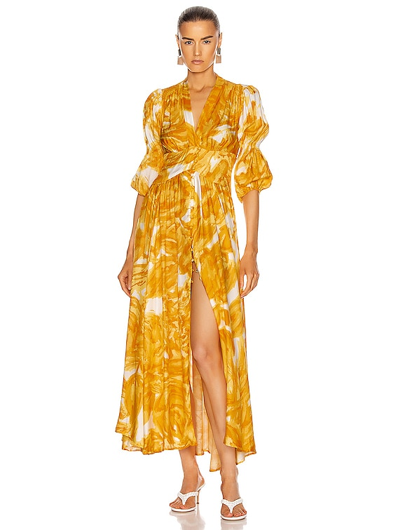 Willow Dress in Starfish Multi