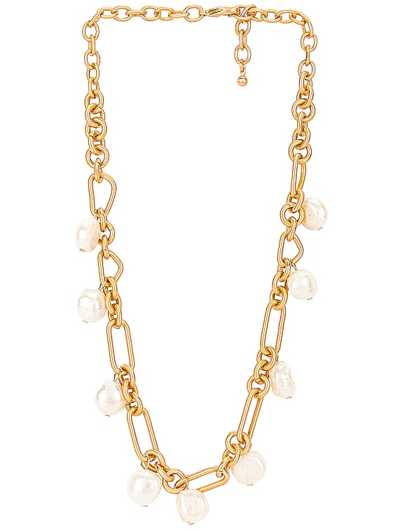 Anna Necklace in Pearl