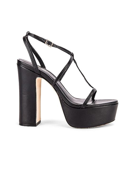 Angela Heel in Black